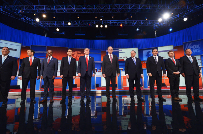 Republican Big Ten Debate 2015